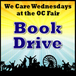 We Care Wednesdays: Book Drive