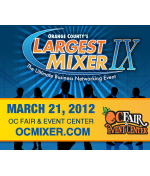Orange County's Largest Mixer IX